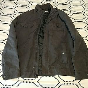 Kenneth Cole Motorcycle Style Jacket